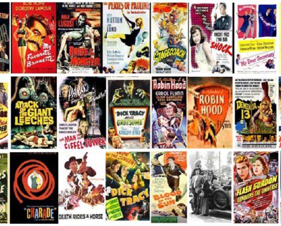 Popular and Rare Films
